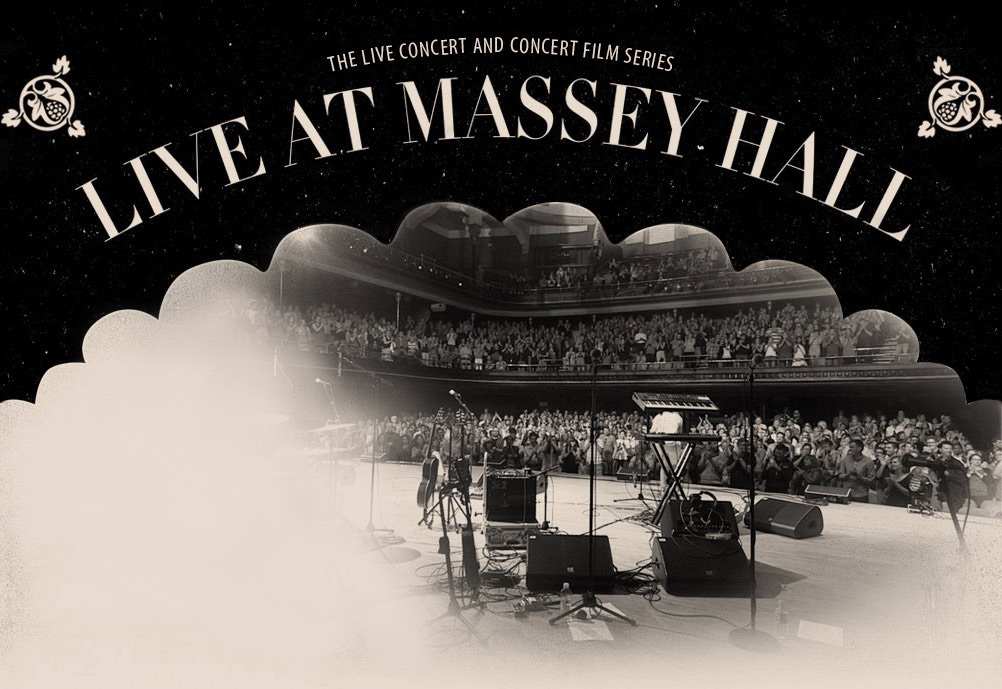 Massey Hall Live image